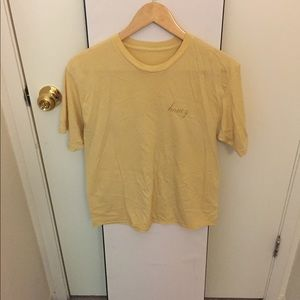 Brandy Melville Honey Top